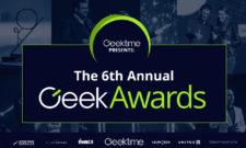 geek awards 2017