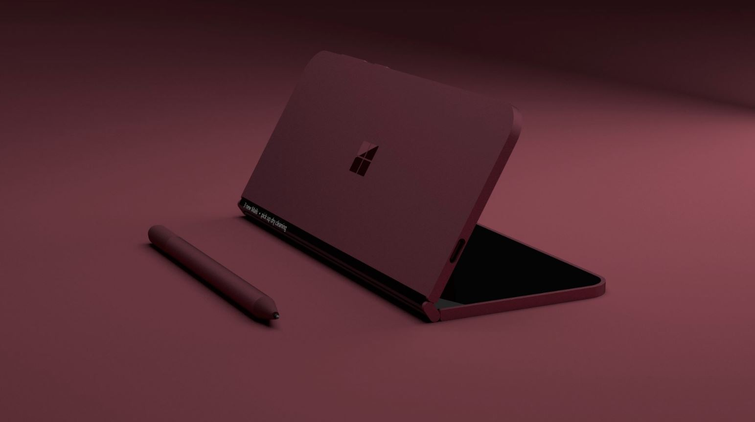 Microsoft Andromeda Concept