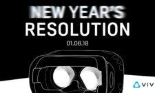 HTC new year resolution