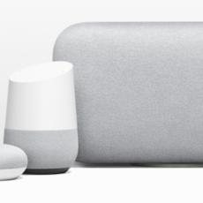 Google Home Mini and Max