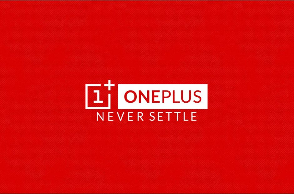 OnePlus Logo Never Settle