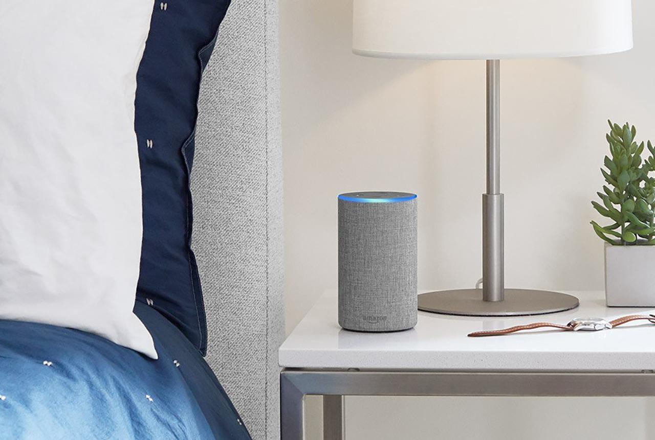 רמקול ה-Echo של אמזון. מקור: Amazon