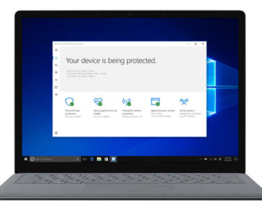 Windows 10 S. מקור: מיקרוסופט