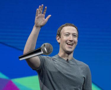 Key Speakers At The F8 Facebook Developer Conference