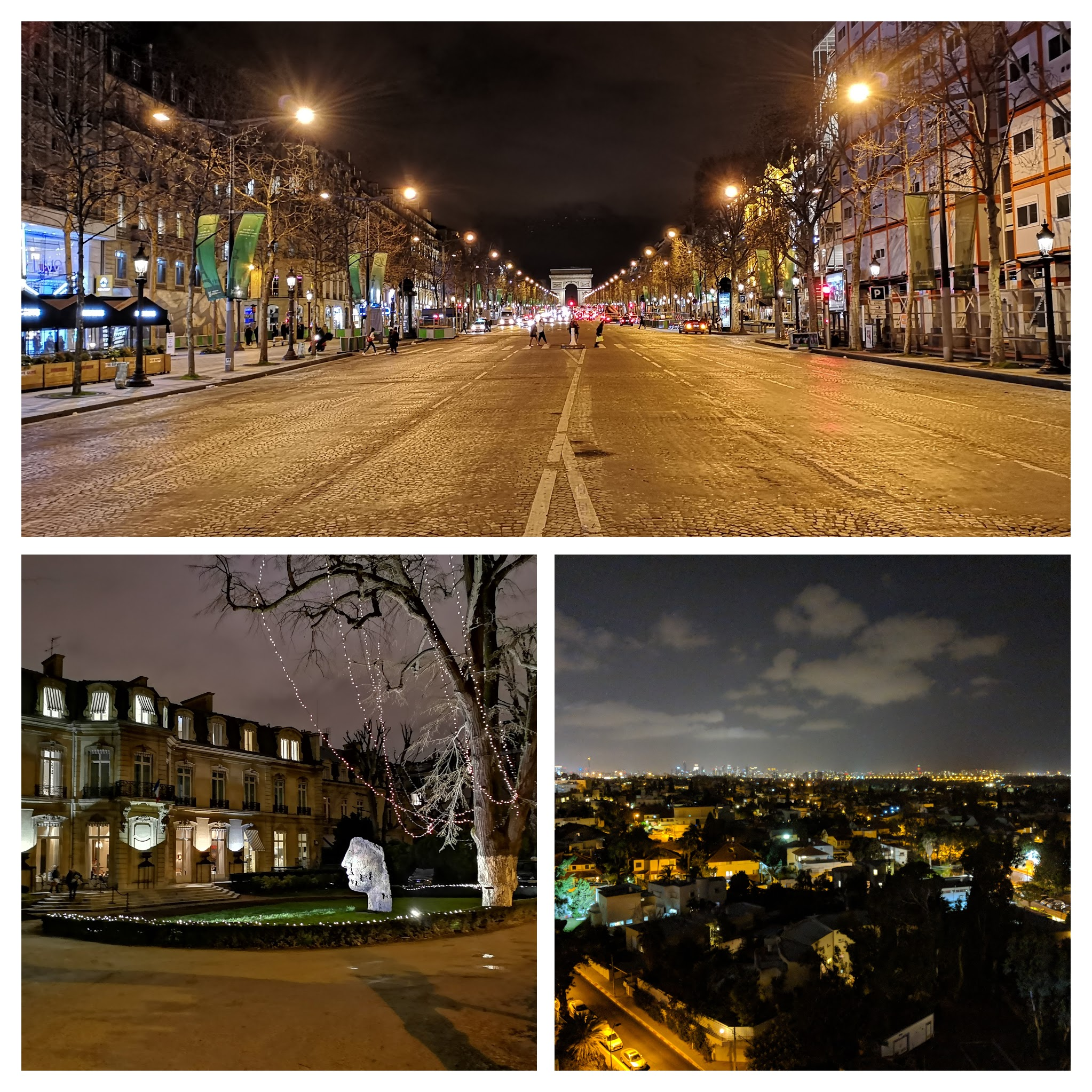 Huawei P20 Pro Night Shots