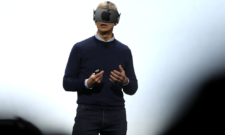 Tim Cook with VR