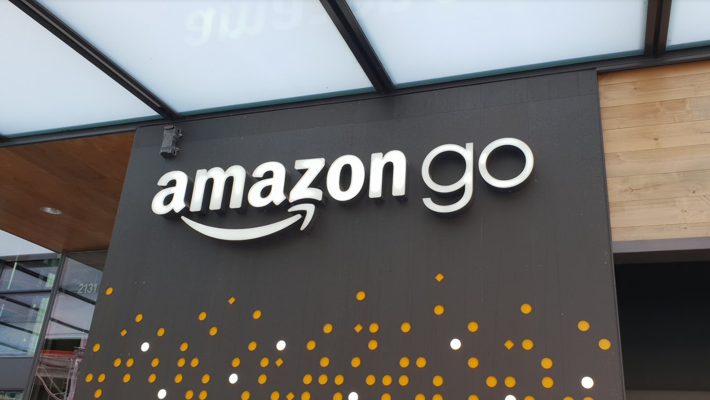 Amazon go geektime