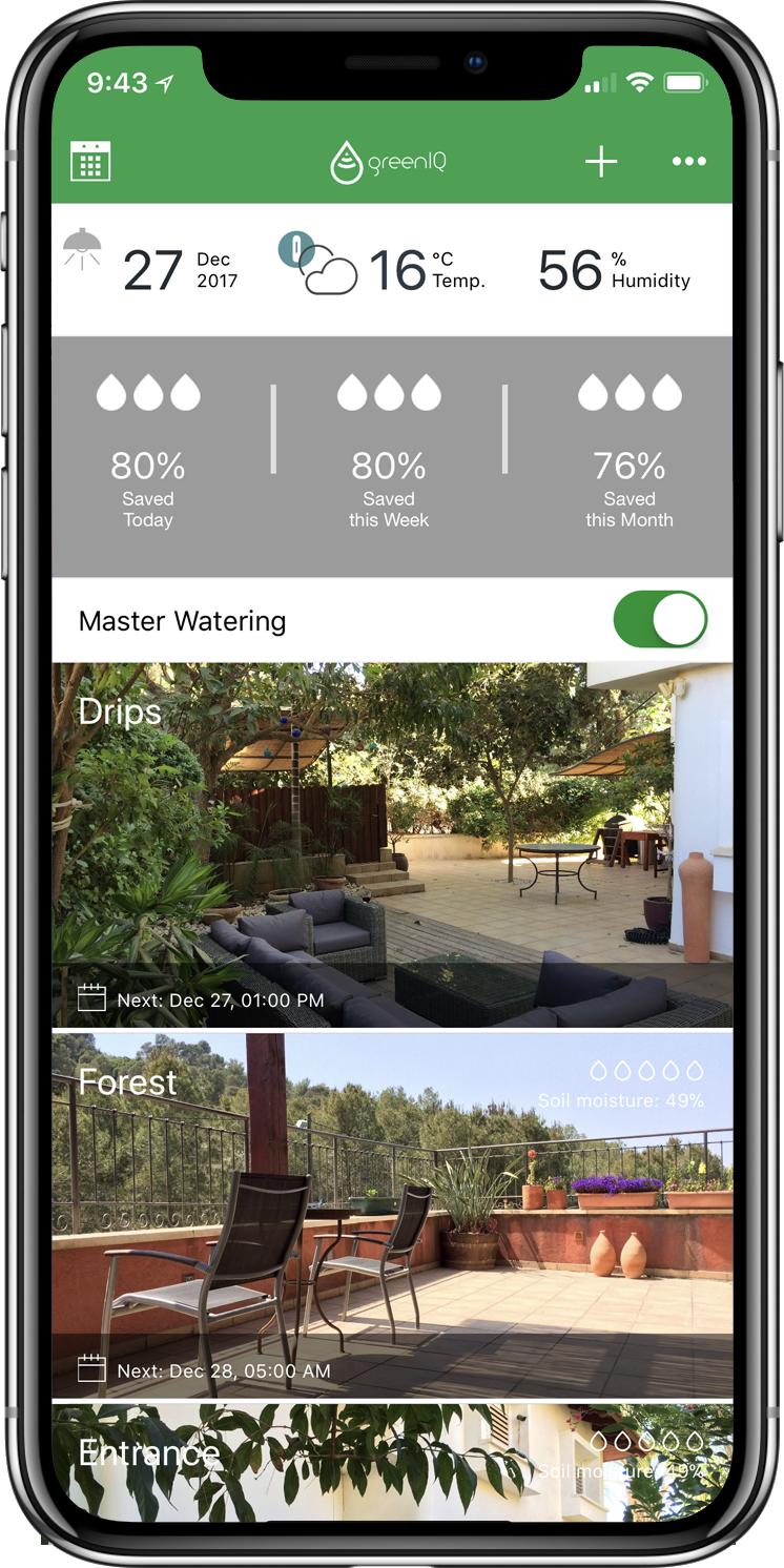 GreenIQ App