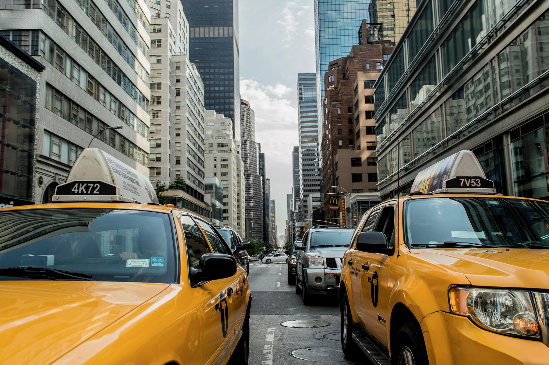 nyc taxi usa