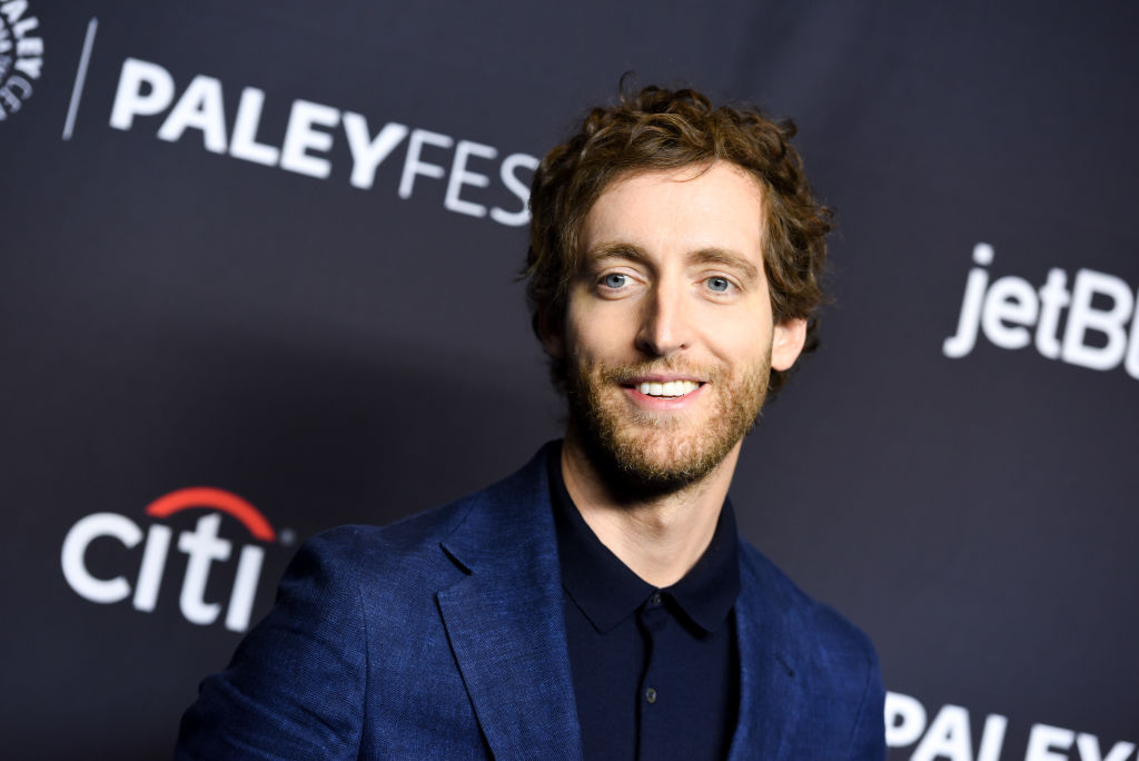 Thomas Middleditch Silicon Valley