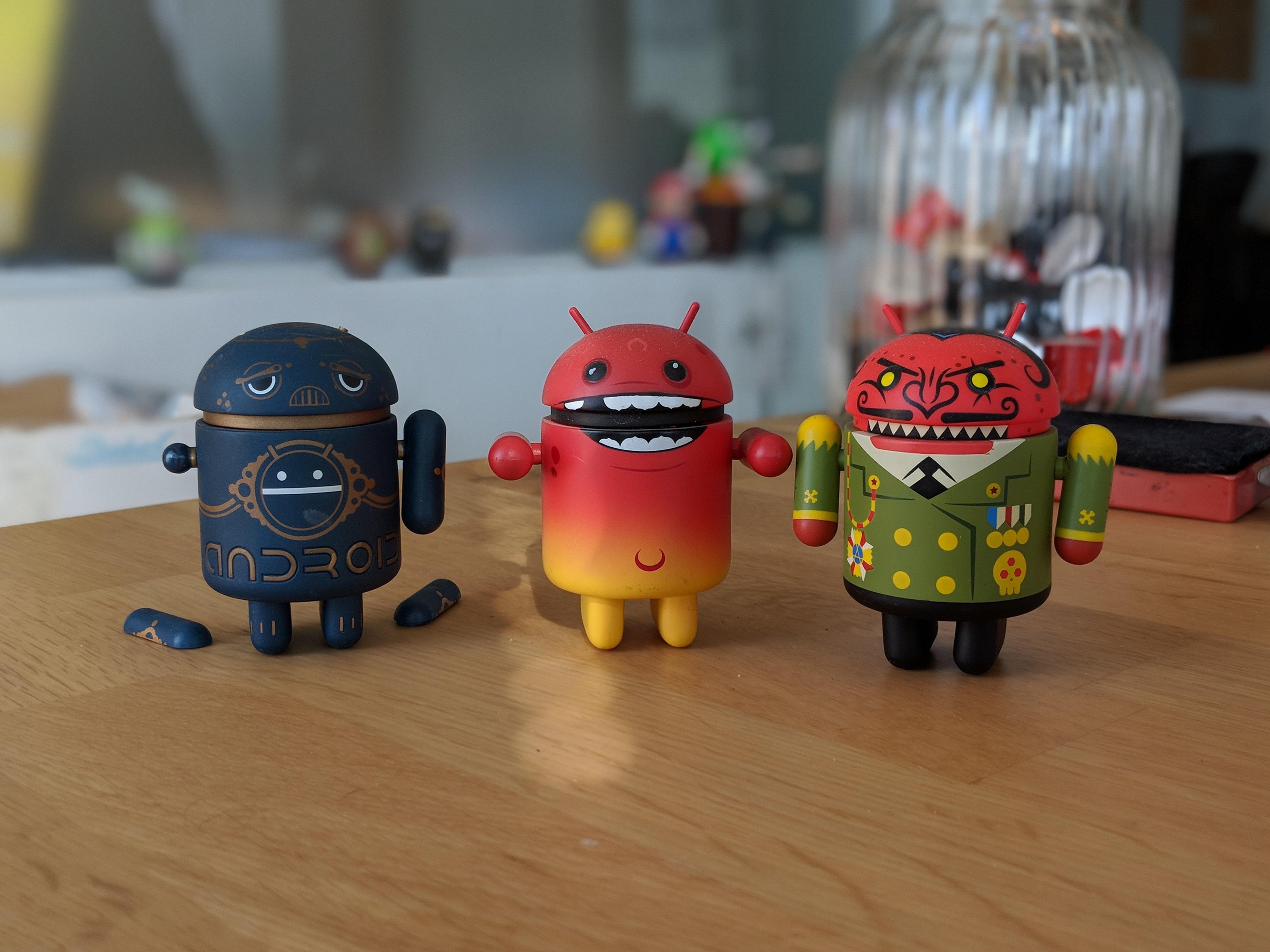 Android Satan