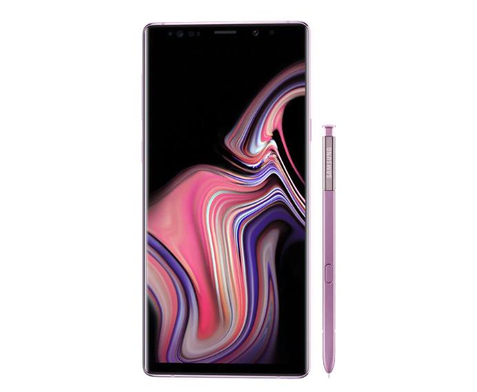 Samsung- Note 9