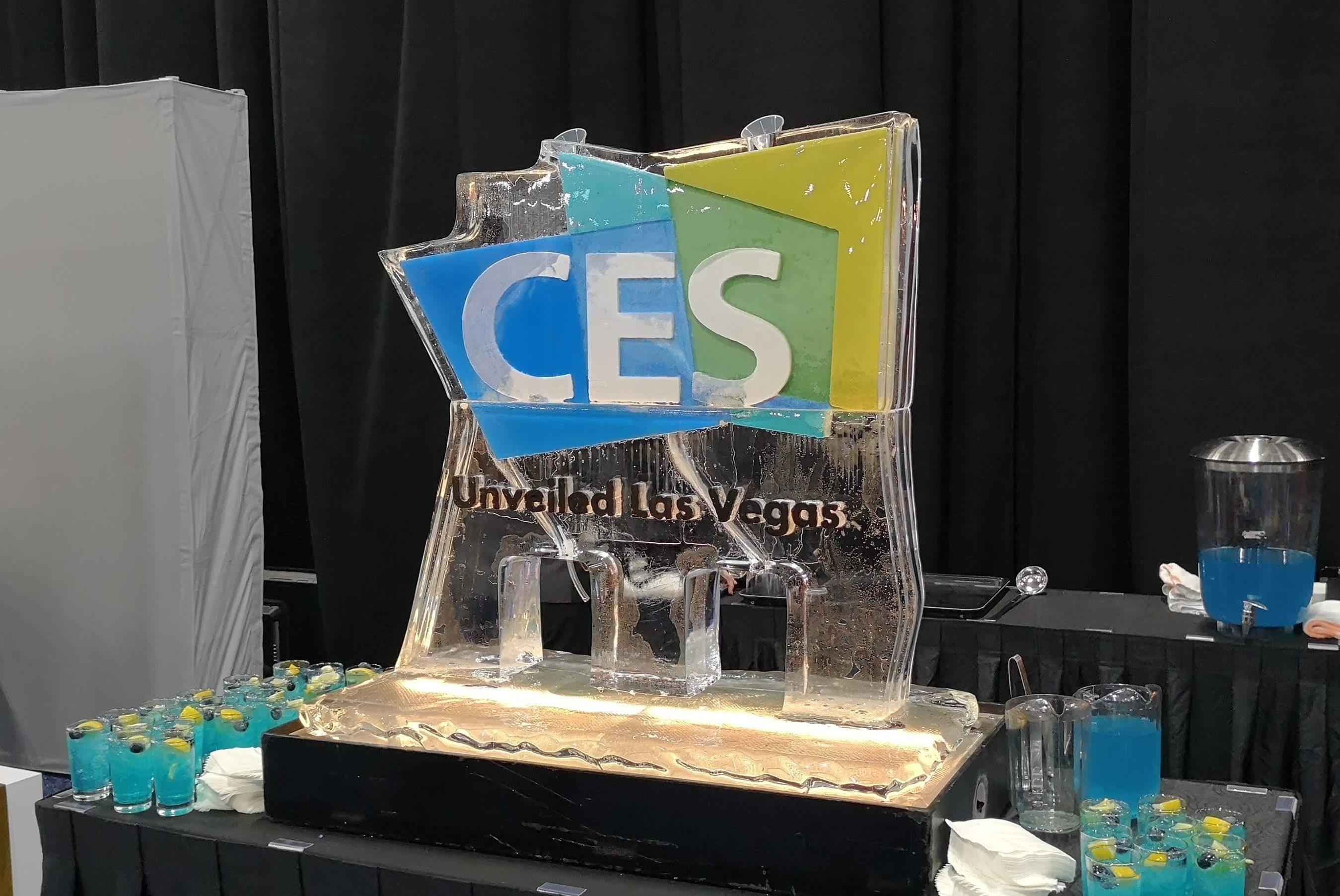 CES Unveiled LOGO